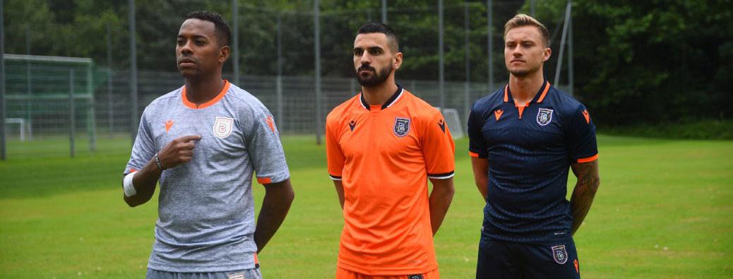 Takımımızın 2019-2020 sezonunda giyeceği formalar tanıtıldı