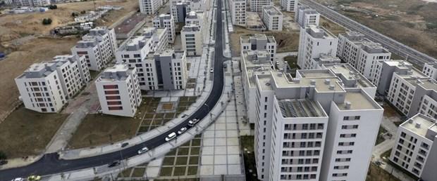 TOKİ İstanbul Başakşehir'de 862 Adet Ucuz Konut Üretecek