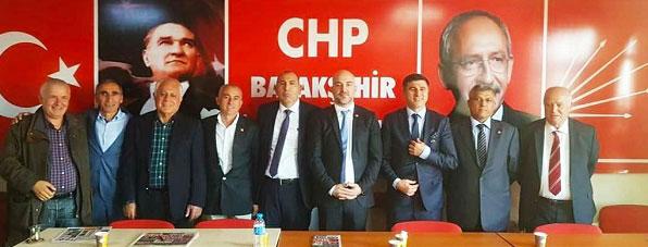 Başakşehir CHP Belediye Başkan Adayı İlginç Gelişmesi