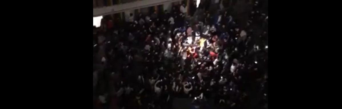 Başakşehir'deki Kanuni Sultan Süleyman KYK yurdunda, bir hafta içinde 3 kez bıçaklı gasp