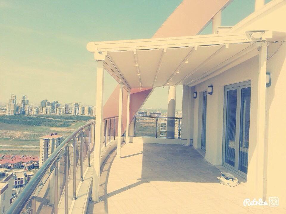 Başakşehir mimaricam balkon,tente,kişbahçesi,pvc pencere, 0212 485 22 21 - Resim 1