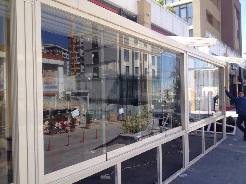 cam balkon,tente,kişbahçesi,pvc pencere, 0212 485 22 21 - Resim 1