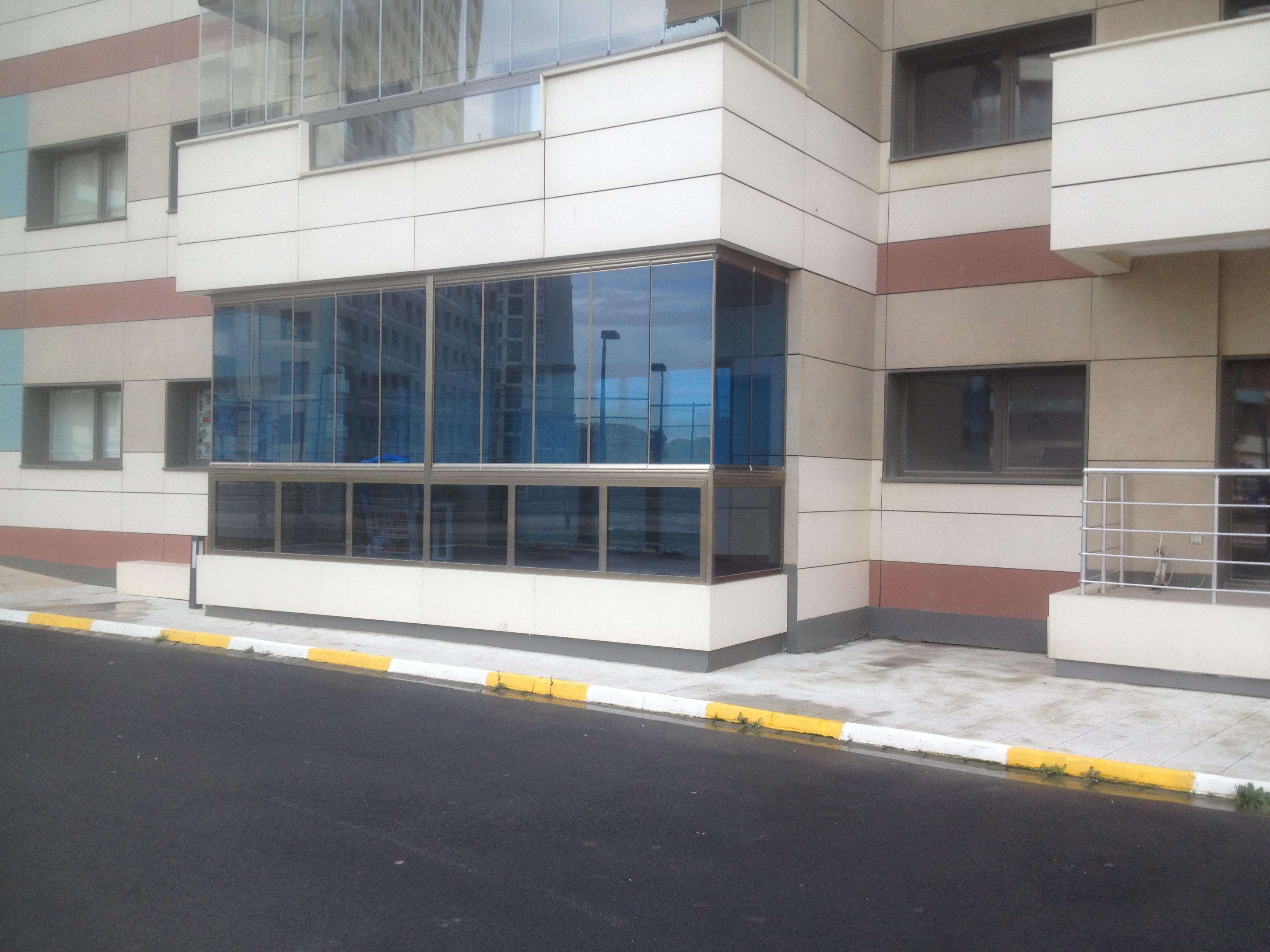 Başakşehir Mimari cam balkon Tente pergole, 0532 050 18 77  - Resim 1
