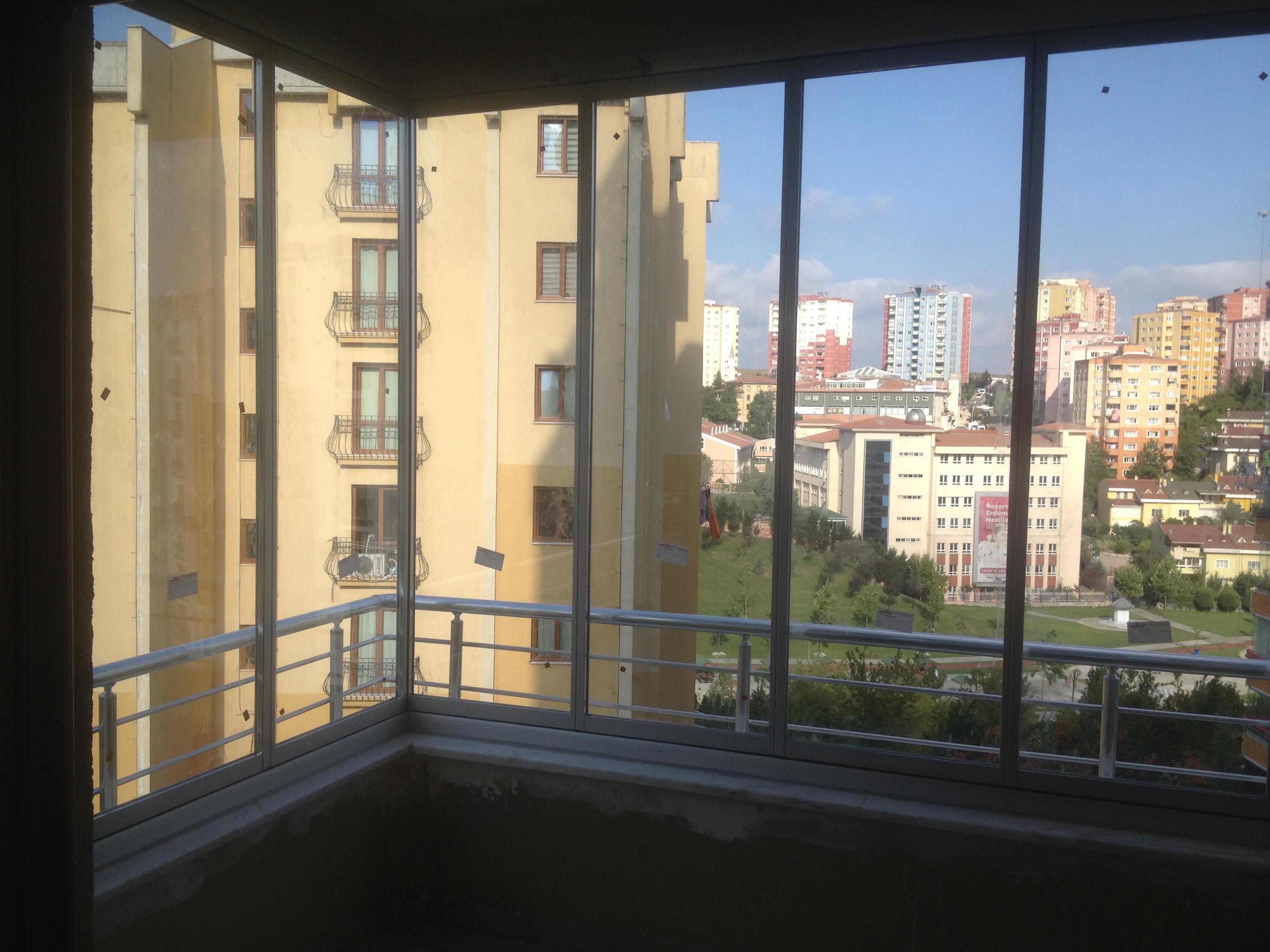 Başakşehir Mimari cam balkon Tente pergole, 0532 050 18 77  - Resim 3